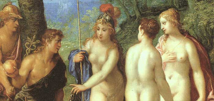 3 Myths of the goddess Athena 1