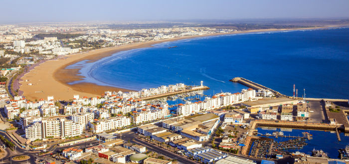 curiosities of Morocco, Agadir