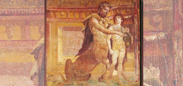 The centaurs of Greek mythology | The violent men horse